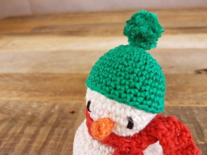 Haak Je Eigen Sneeuwpop Met Dit Haakpatroon