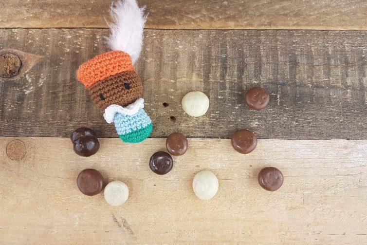 Haakpatroon Van Zwarte Piet Een Piet Haken Op Lerenhakennl